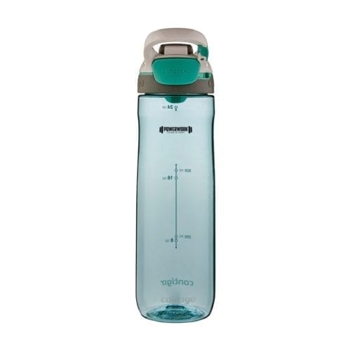 Promotional Contigo Cortland Drinking Bottles Branded Turquoise