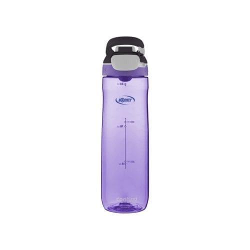 Promotional Contigo Cortland Drinking Bottles Purple Measure