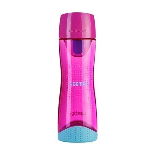 Promotional Contigo Swish Water Bottles Branded Pink