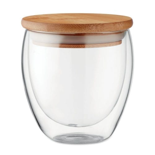 Promotional Triana Small Glass Cup plain