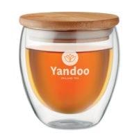 Tirana 350ml Small Glass Cups