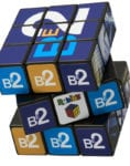 Promotional Cubes Branded with Logo