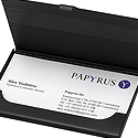 branded printed promotional business card holders