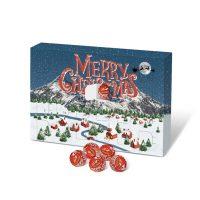 A5 Eco Advent Calendar – Lindor Chocolate Balls