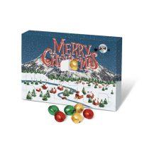 A5 Eco Advent Calendar – Solid Chocolate Balls